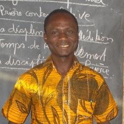 Pastor Claude Somé