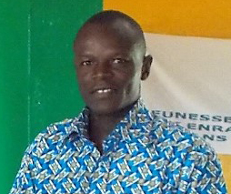 Senior Pastor Pascal Somda